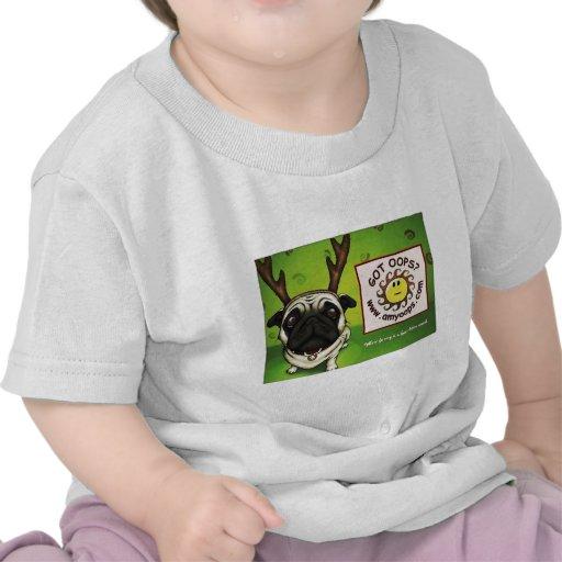 pug2 camisetas