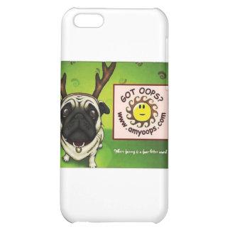 pug2 iPhone 5C case