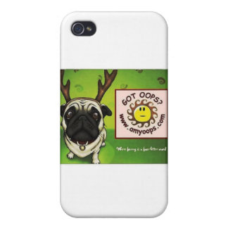 pug2 cover for iPhone 4
