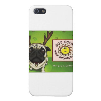 pug2 iPhone 5 cover