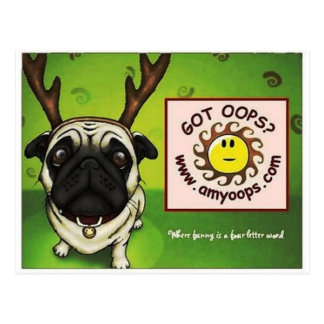 pug2 postcard