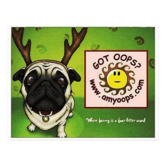 pug2 postcards