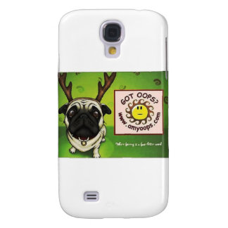 pug2 samsung galaxy s4 cover