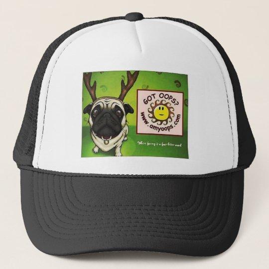 pug2 trucker hat