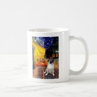 Pug 10 (fawn) - Terrace Cafe Coffee Mug