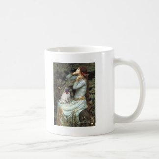 Pug 14 (fawn pup) - Ophelia Coffee Mug