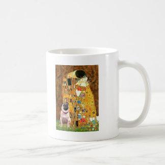 Pug 1 - The Kiss Coffee Mug