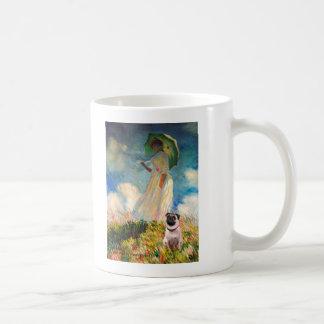 Pug 1 - Umbrella Coffee Mug