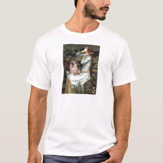 Pug 2 (fawn) - Ophelia Seated T-Shirt