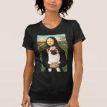 Pug 3 (fawn) - Mona Lisa Shirts