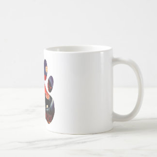 Pug A1 Classic White Coffee Mug
