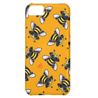 Pug-a-Bee iPhone 5C Cases