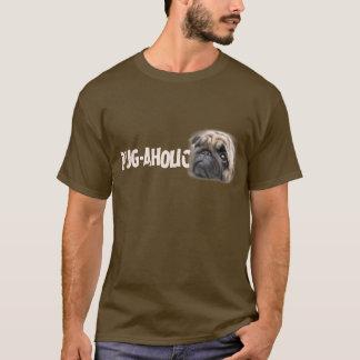 Pug-aholic T-Shirt