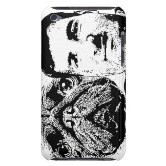 Pug And I Face iPod Touch Case
