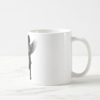 Pug Angel Coffee Mug