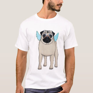 Pug Angel T-Shirt