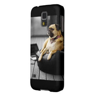 Pug at Rest Galaxy S5 Case