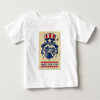 Pug Baby T-Shirt