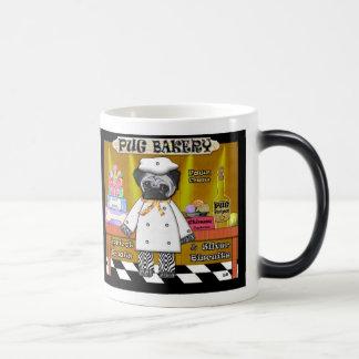Pug Bakery Magic Mug