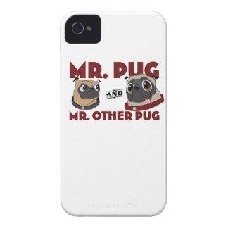 Pug Blackberry Case