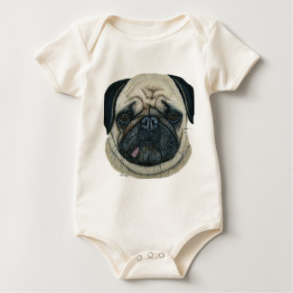 Pug Bodysuits