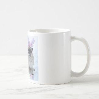 Pug bunny's coffee mug