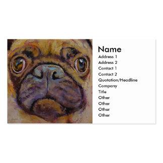 Pug Business Card