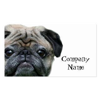 Pug Business cards