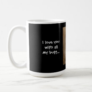 Pug Butt Mug
