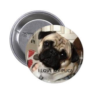 Pug Button
