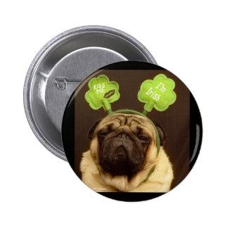 Pug Button #3