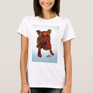 Pug by Piliero T-Shirt