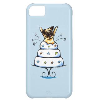 Pug Cake Trick iPhone 5C Covers