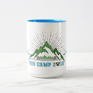 Pug Camp 2018 Mug
