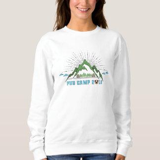 Pug Camp 2018 Sweatshirt