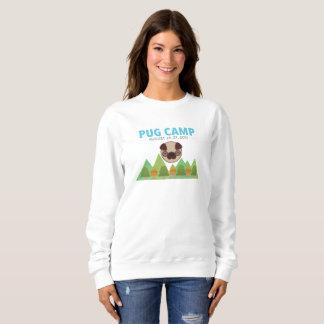 Pug Camp Women's Sweatshirt