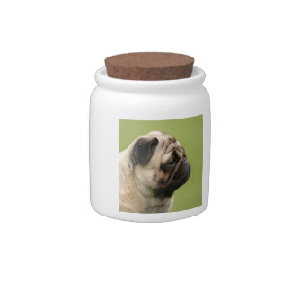 Pug Candy Dishes