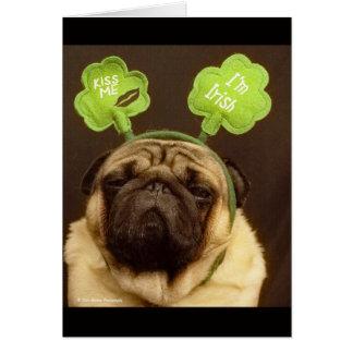 Pug Card # 3