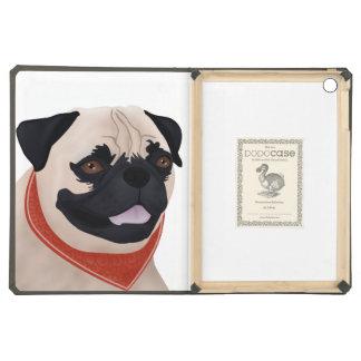 Pug Cartoon iPad Air Case