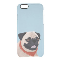 Uncommon iPhone 6 Clearly™ Deflector Case with Mastiff Phone Cases design