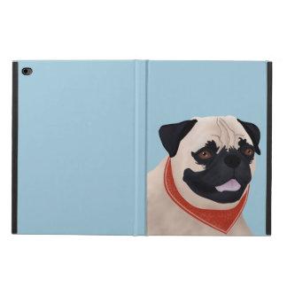 Pug Cartoon Powis iPad Air 2 Case