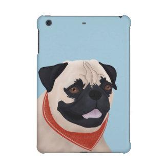 Pug Cartoon iPad Mini Retina Case