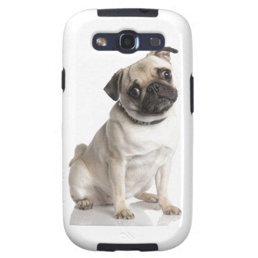 Pug Samsung Galaxy S3 Case