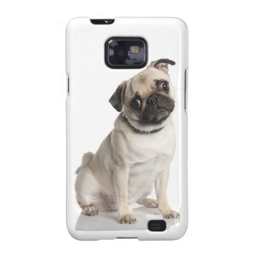 Pug Samsung Galaxy SII Case