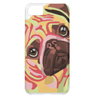 Pug Case For iPhone 5C