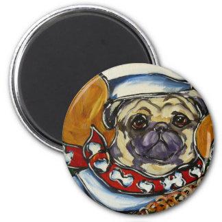 Pug Chef Magnet