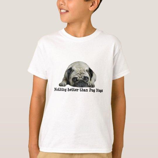 Pug Clown At Heart Kids Unisex Shirt