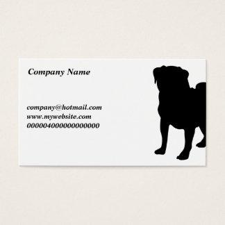 Pug, Company Name, Business Card