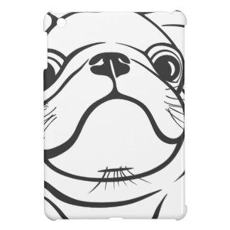 pug cover for the iPad mini