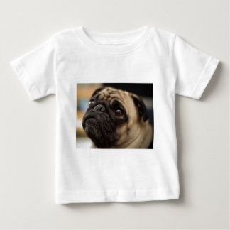 Pug Covers Baby T-Shirt